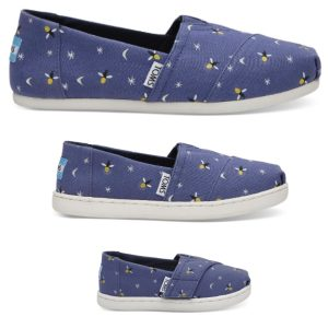 Mommy and Me Glow in the Dark Fireflies Shoes