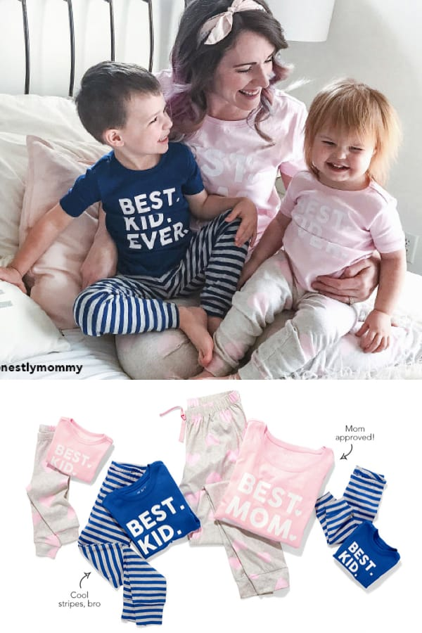 Family Matching Best Family Ever Pajamas