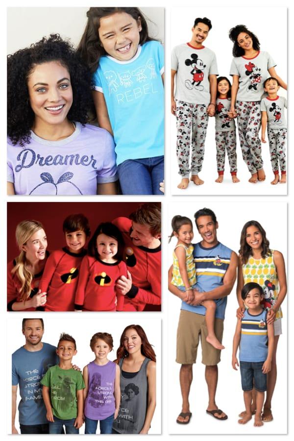 Family Matching at Disney