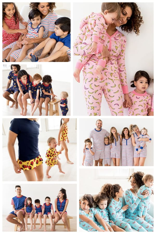 Hanna Andersson Matching Family Pajamas and Outfits