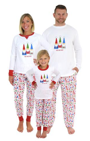 Family Matching Gnome Christmas Pajamas