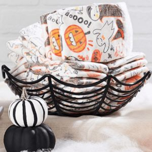 Boo Halloween Diapers
