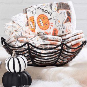 Boo Halloween Diapers