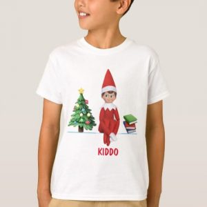 Elf on a t-shirt kiddo