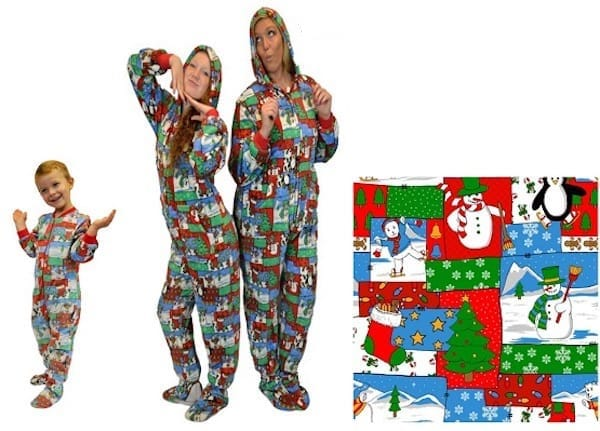 Family Christmas Onesie