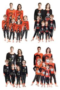 Family Halloween Pajamas