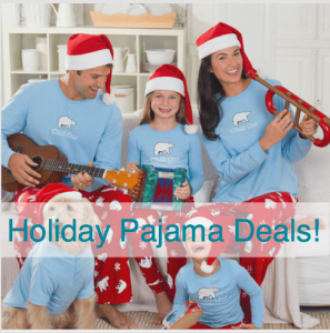 Holiday Pajama Deals