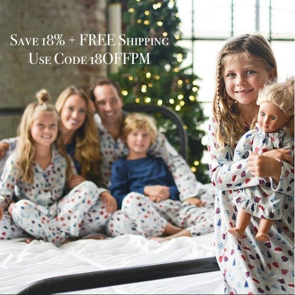 14b9848467 Matching Christmas Pajamas - Holiday Family PJs   Sleepwear