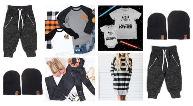 Fun Family Fall Outfits under $50