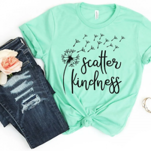 Scatter Kindness Banner