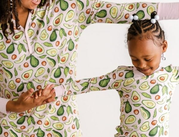 Best Gifts for Mom - Sweet Matching Love My Family PJs