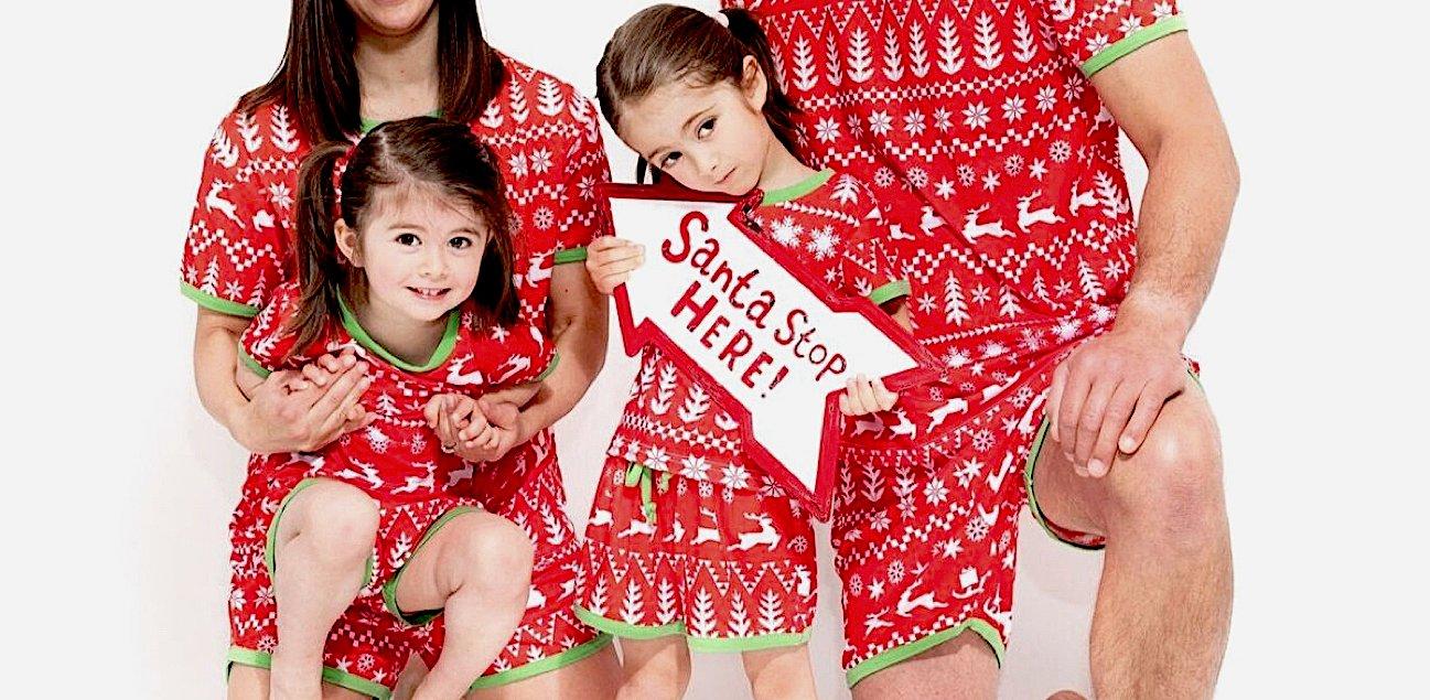 Christmas Morning Outfit Elf Hat Shirts Personalized Christmas Pajamas. Christmas Monogram Matching Christmas Pajamas CHRISTMAS ELF HAT