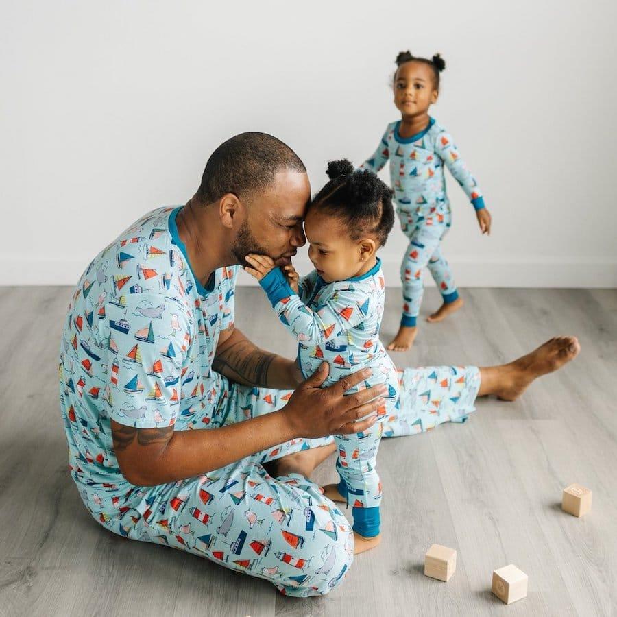 Set Sail Family Matching Pajamas